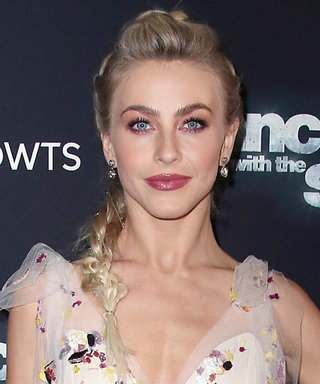 Julianne Hough's DWTS Look Was as Magical as the Performances
