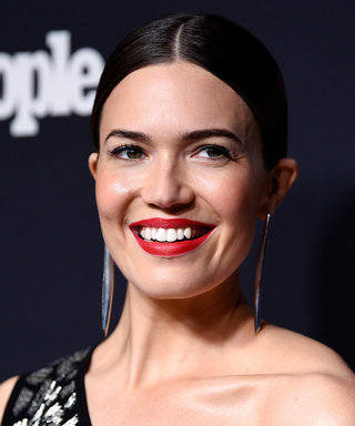 Daily Beauty Buzz: Mandy Moore's Ruby Lipstick