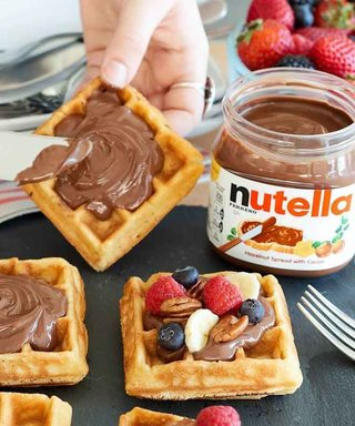 The First Nutella Restaurant Is Opening and It's in the U.S.