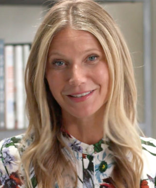 Gwyneth Paltrow Spoofs Her Goop-y Lifestyle for Charity