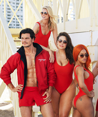 Ashley Graham, Teyana Taylor, and Niki Taylor Heat Up Swimsuit for All's Baywatch-Themed Campaign