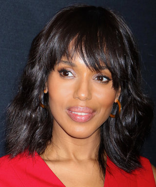 Daily Beauty Buzz: Kerry Washington's Beach Waves & Bangs