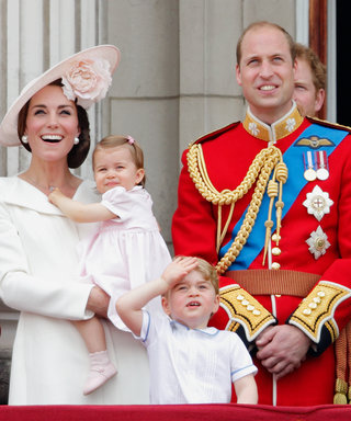 "Kate Middleton Is a ""Bit Worried"" About George and Charlotte Behaving at Pippa's Wedding"