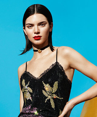 Kendall Jenner Heads to the Land of Oz in La Perla's Latest Campaign