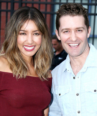 Glee's Matthew Morrison Is Becoming a First-Time Dad