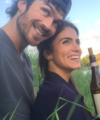 Ian Somerhalder Wrote the Sweetest Birthday Note for Wife Nikki Reed