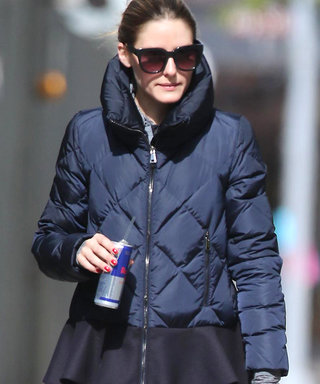 Olivia Palermo Found a Chic Pair of Leggings to Wear Outside the Gym