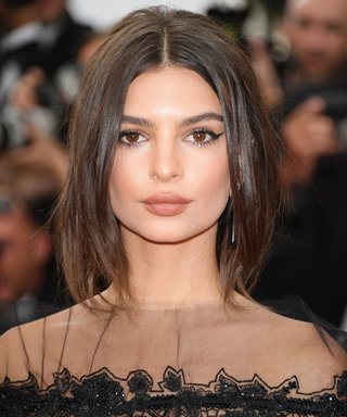 We Can't Get Over Emily Ratajkowski's All-Over Lace Cannes Look