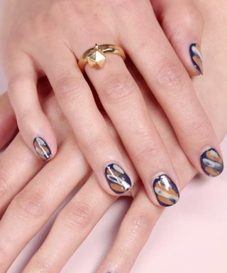 Nail Art Know How: Different Strokes