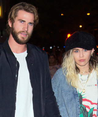 Miley Cyrus and Liam Hemsworth's Date Night Proves They're Just Like Us