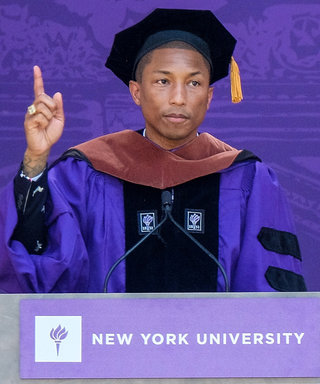 Pharrell Williams Wants a World in Which Women Aren't Held Back