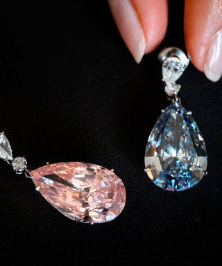 Someone Just Bought the World's Most Expensive Earrings for £44.9 Million