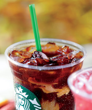 Starbucks's Coffee Ice Cubes Are Here to Stop Drinks from Getting Watery
