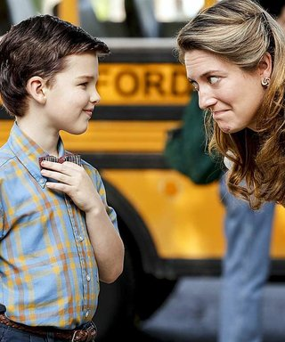 Young Sheldon Is Actually Really Cute in the Big Bang Theory Prequel Series