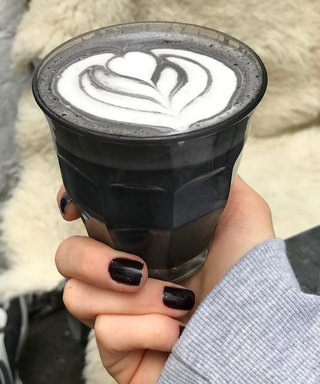 Goth Lattes Are the New Black