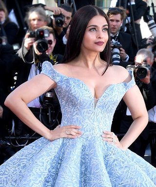 This Cinderella Dress Just Shut Down the Cannes Red Carpet