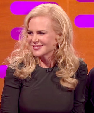 Nicole Kidman Got Asked About Her Sex Scenes in Front of Keith Urban