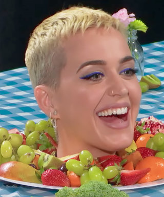 Katy Perry Pranked Museum-Goers with Her Disembodied Head