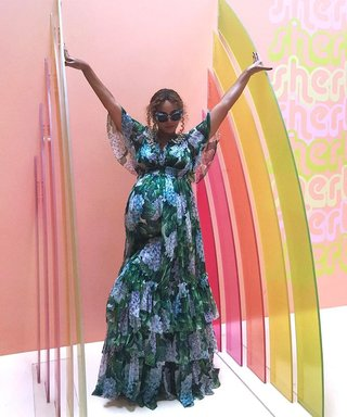Beyoncé Just Totally Owned Our Instagram Feeds