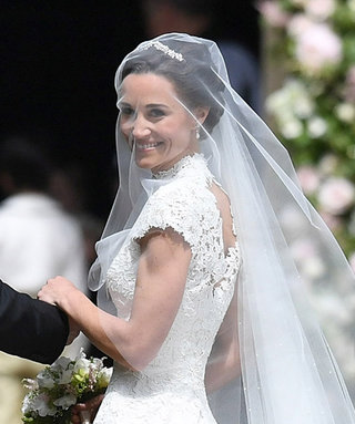 Pippa Middleton's Wedding In Photos