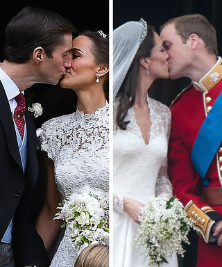 Do Pippa and James or Kate and Will Have the More Swoon-Worthy Lip Lock?