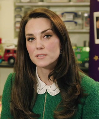Kate Middleton Stars in New Children's Hospice Video—with Help from Ed Sheeran