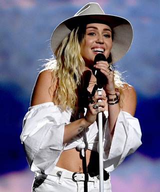 "Miley Cyrus Pours Her Heart into Performing ""Malibu"""
