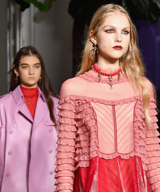 Here's How to Live Stream the Valentino Resort 2018 Show