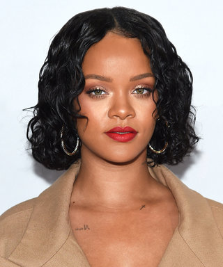 Daily Beauty Buzz: Rihanna's Curly Bob