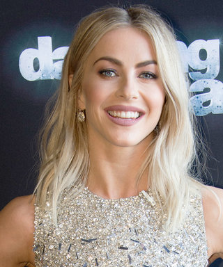 Julianne Hough's DWTS Finals Look Was All About Shimmer and Sparkle