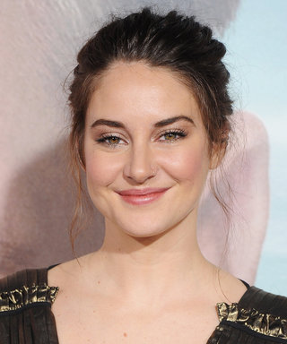 Shailene Woodley Just Went Solid Blonde