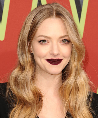 Amanda Seyfried's Makeup Artist Covered Her Eye Infection with This Clever Trick