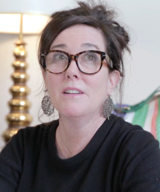 Designer Kate Spade Talks Design Inspiration and Pet Peeves