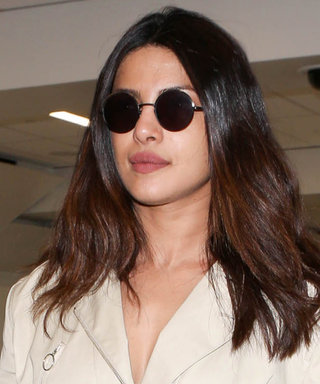 Priyanka Chopra Can Even Make a Military-Style Jumpsuit Look Chic