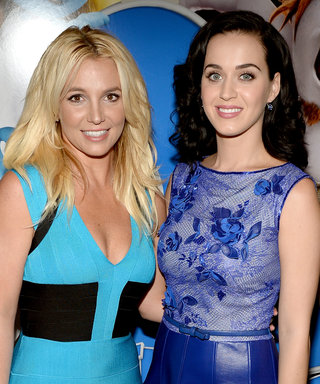 Katy Perry Was the Inspiration Behind This Britney Spears Song