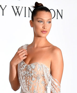 Bella Hadid Was Basically Naked at the amfAR Gala in Cannes