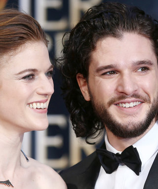 Game of Thrones's Kit Harington and Rose Leslie Are Moving In Together