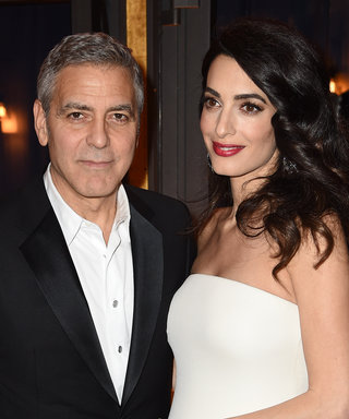 George and Amal Clooney Step Out for Their First Public Date Night as New Parents