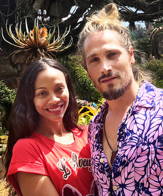 Zoë Saldana Refuses to Do Play Dates with Her Boys for the Best Reason