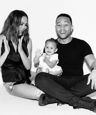 Baby Luna Is John Legend's Biggest Fan Girl at His Concert