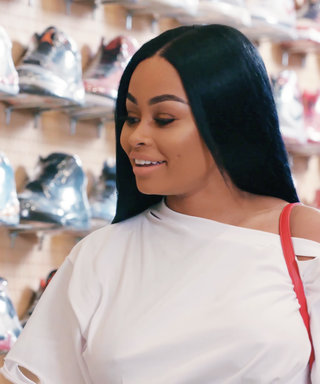 Blac Chyna Spends Over $1,000 at a Time on Her Sneaker Addiction