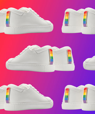 Celebrate LGBTQ Pride Month with Kenneth Cole's Colorful Sneakers