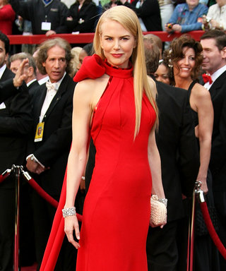 Nicole Kidman's Most Jaw-Dropping Red Carpet Looks