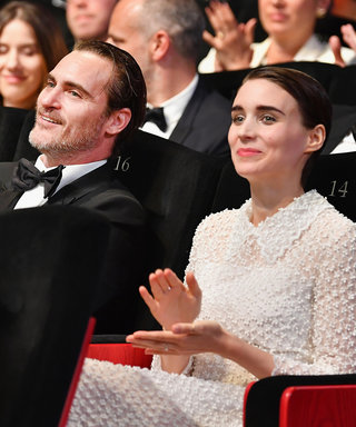 Surprise! Rooney Mara and Joaquin Phoenix Step Out as a Couple at Cannes