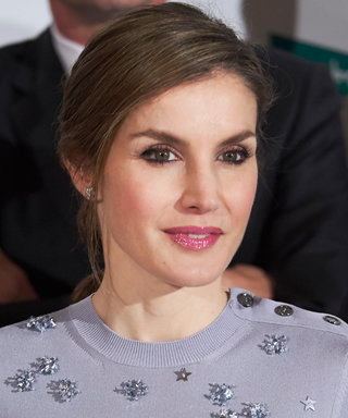 Queen Letizia's Twist on the Classic Ponytail Is the Stuff of Pinterest Dreams