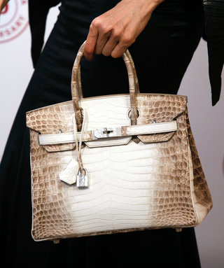 The World's Most Expensive Handbag Just Sold in Hong Kong