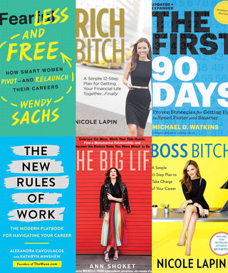 7 Finance and Career Books for Every Power Womanin the Making