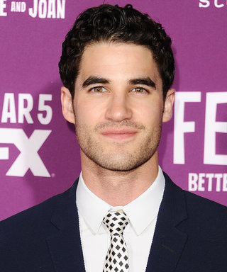 Darren Criss Tries to Make You Blush with a Naked Mirror Selfie