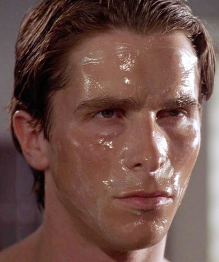 I Followed Patrick Bateman's Psychotic Skincare Routine For a Week