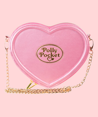 Appease Your Inner Child with This Impossibly Chic Polly Pocket Purse